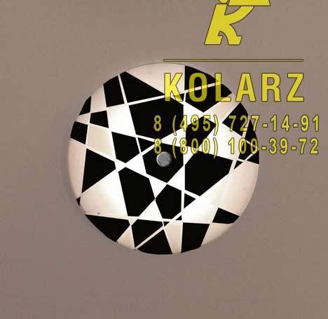 потолочный светильник Kolarz 0296.U13.6.WBk
