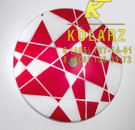 потолочный светильник Kolarz 0296.U13.6.WR