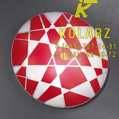 потолочный светильник Kolarz 0296.U14.3.WR
