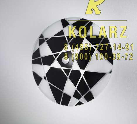 потолочный светильник Kolarz 0296.U14.5.WBk