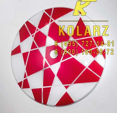 потолочный светильник Kolarz 0296.U14.5.WR
