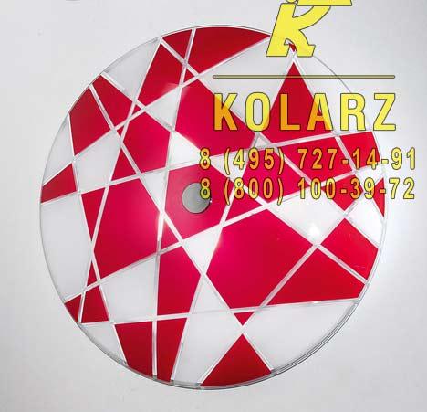 потолочный светильник Kolarz 0296.U14.6.WR