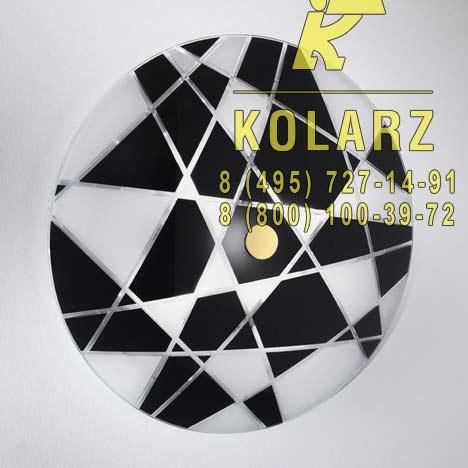 потолочный светильник Kolarz 0296.U15.3.WBk