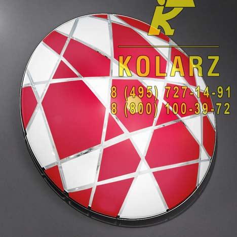 потолочный светильник Kolarz 0296.U15.3.WR