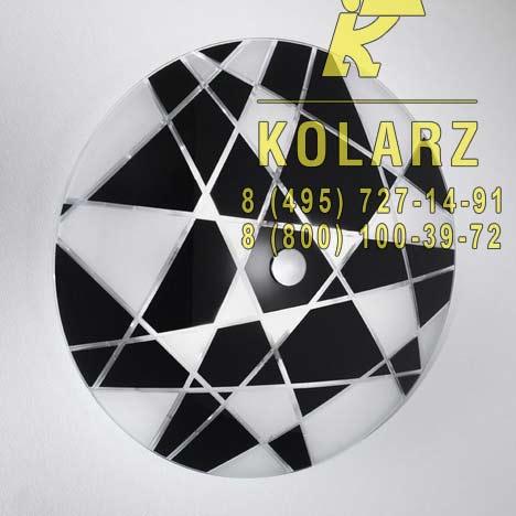 потолочный светильник Kolarz 0296.U15.5.WBk