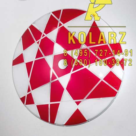 потолочный светильник Kolarz 0296.U15.5.WR