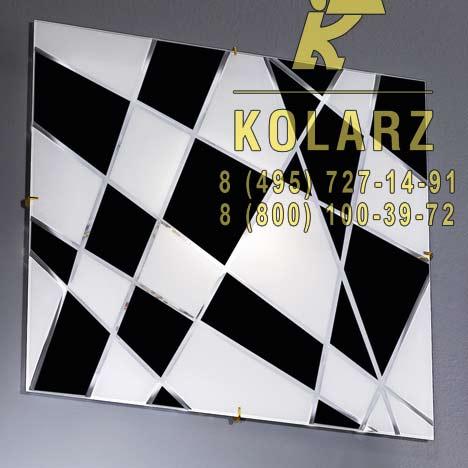 потолочный светильник Kolarz 0296.UQ41.3.WBk