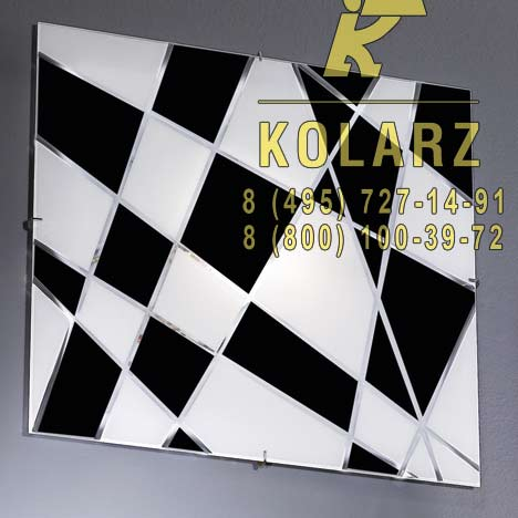 потолочный светильник Kolarz 0296.UQ41.5.WBk