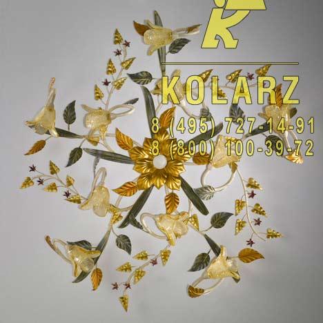 потолочный светильник Kolarz 0305.110.Iv.A