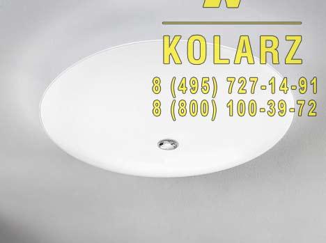 потолочный светильник Kolarz 0314.U13.5.SsT.W