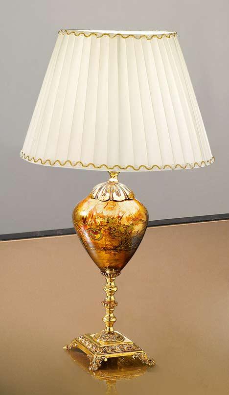 настольная лампа Kolarz 0331.71.Au