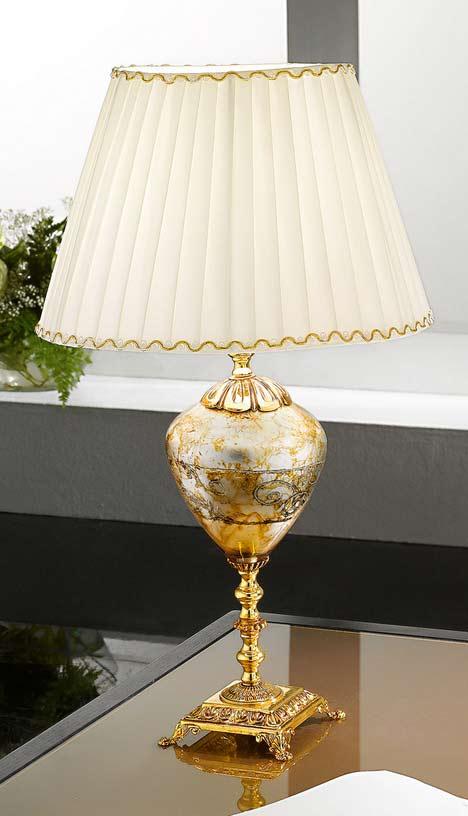 настольная лампа Kolarz 0331.71L.Ag