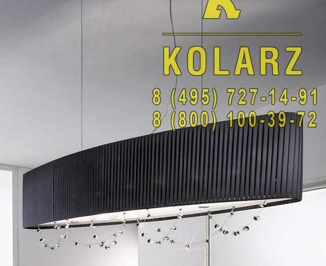 люстра Kolarz 0338.87.5.Bk.F6