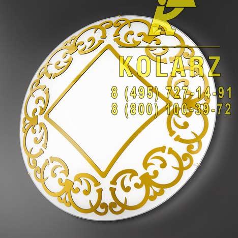 потолочный светильник Kolarz 0340.U14.3.WAu