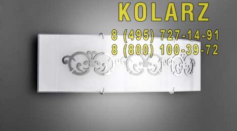 настенный светильник Kolarz 0341.61D.5.41.WPl