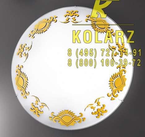 потолочный светильник Kolarz 0341.U14.3.WAu
