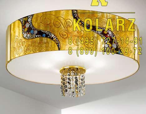 потолочный светильник Kolarz 0345.16.3.Ki.Au.ETGn