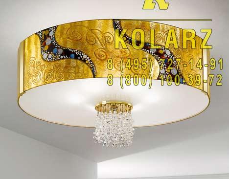 потолочный светильник Kolarz 0345.16.3.Ki.Au.KpT