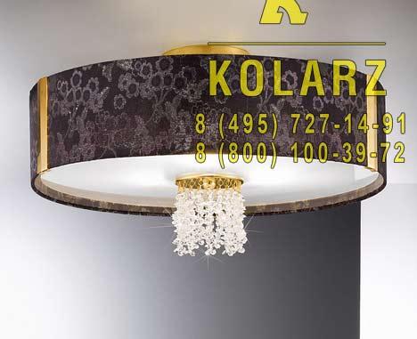 потолочный светильник Kolarz 0345.16.3.S1.Bk