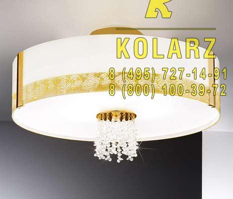 потолочный светильник Kolarz 0345.16.3.Sa.Au
