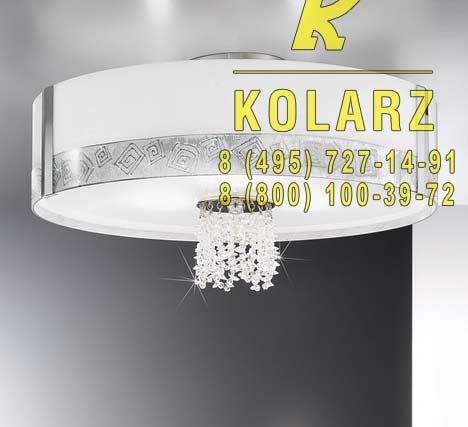 потолочный светильник Kolarz 0345.16.5.Sa.Ag