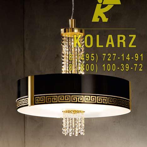 потолочный светильник Kolarz 0345.36.3.Ce.Bk.ETGn