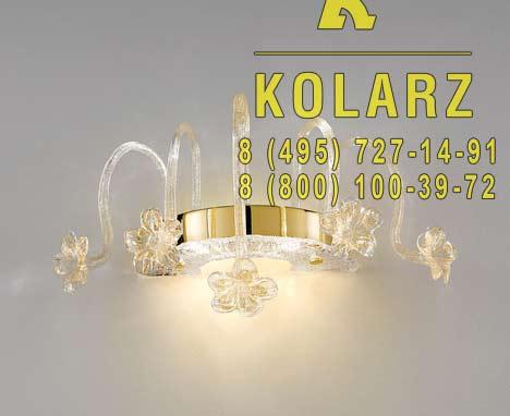 настенный светильник Kolarz 0378.62.3.Au