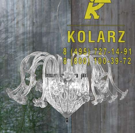 люстра Kolarz 0378.86.5.Ag