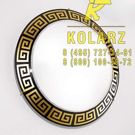 потолочный светильник Kolarz 0379.U13.3.Bk