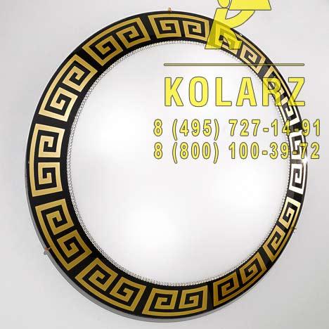 потолочный светильник Kolarz 0379.U14.3.Bk