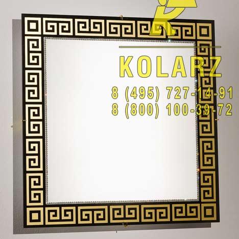 потолочный светильник Kolarz 0379.UQ52.3.Bk