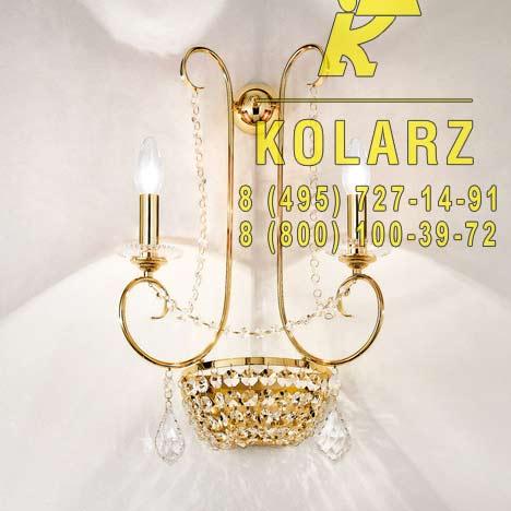 настенный светильник Kolarz 0381.62.3.SpT