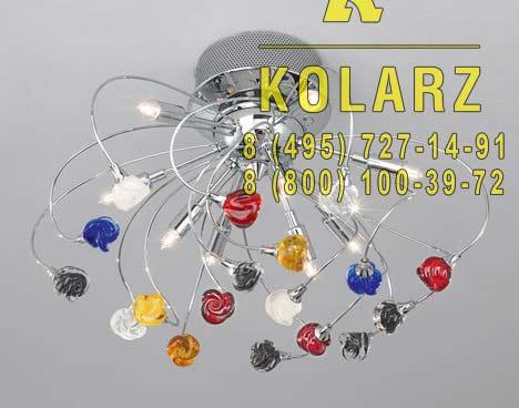 потолочный светильник Kolarz 1307.19.5.VR.MULTI