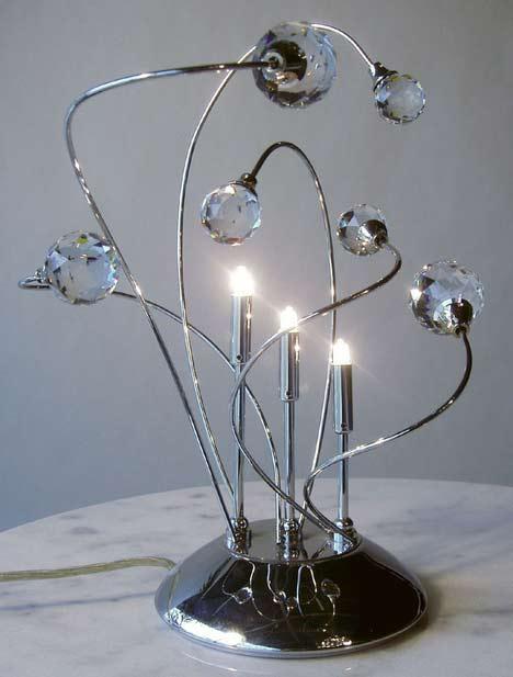 настольная лампа Kolarz 1307.73.5K
