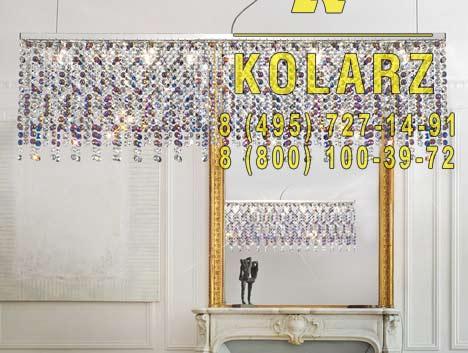 люстра Kolarz 1314.87L.5.O1.KpTV