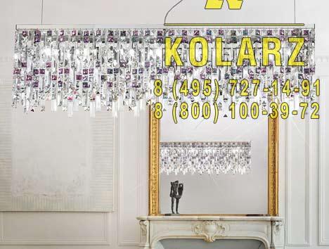 люстра Kolarz 1314.87L.5.P1.KpTV