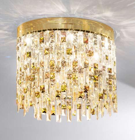 потолочный светильник Kolarz 1344.16.3.P1.KpTGn