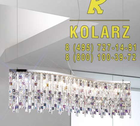 люстра Kolarz 1344.87.5.P1.KpTV