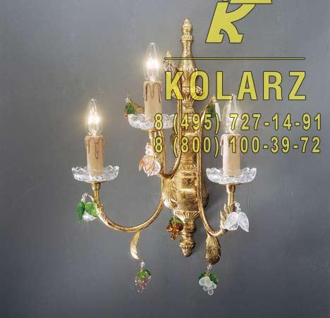настенный светильник Kolarz 167.63.4