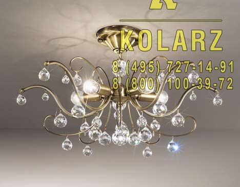 234.15.4 потолочный светильник Kolarz
