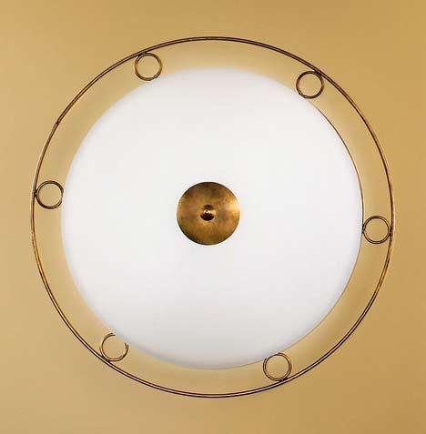 потолочный светильник Kolarz 253.12.7G.W