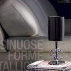 Настольная лампа Kolarz LARA FLO.1095/L1.02.T-WH.CR-V