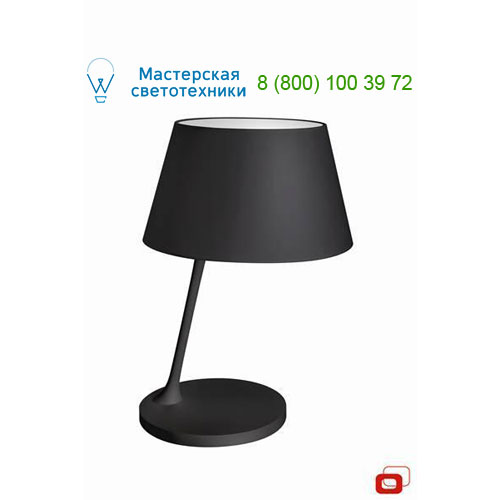 37364/30/LI Lirio Posada table lamp Black настольная лампа