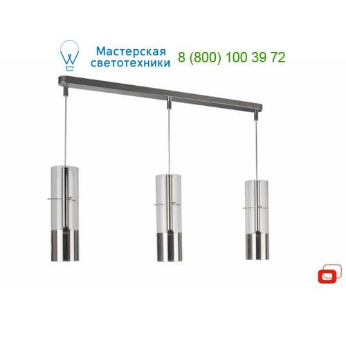 40717/11/LI Lirio Tubuled 3x7.5W Chrome подвесной светильник