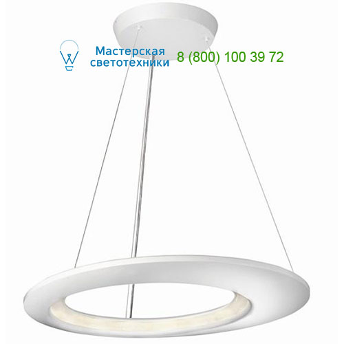 4075531LI Lirio Ecliptic 650mm White подвесной светильник