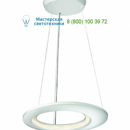 4075631LI Lirio Ecliptic 475mm White подвесной светильник