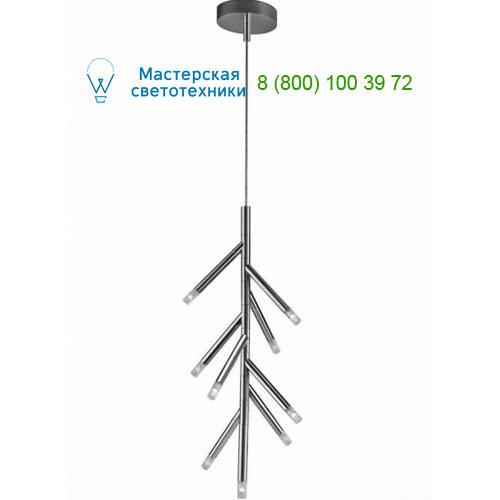 4075811LI Lirio Branches 9x5W Chrome подвесной светильник