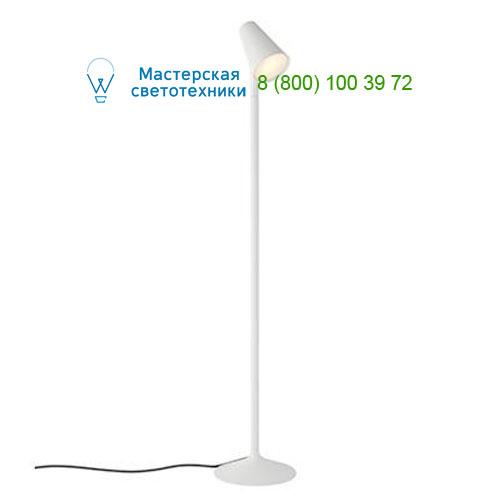 4250031LI Lirio Piculet floor lamp White торшер