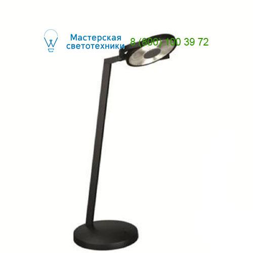 4326030LI Lirio Eron table lamp Black настольная лампа