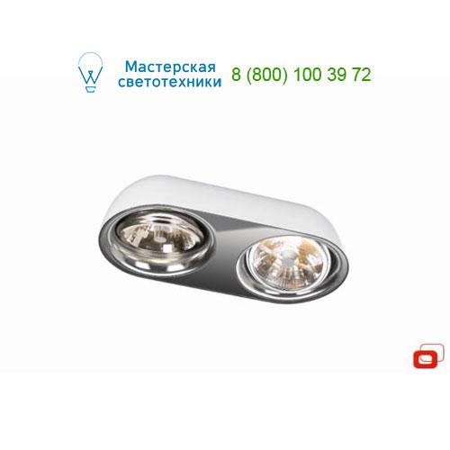 57132/31/LI Lirio Doloq 2x35W White накладной светильник